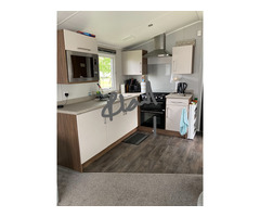 2021 model Willerby Seasons with storage
