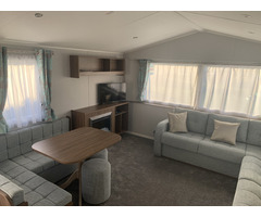 Willerby Seasons 2021 3 bed with storage